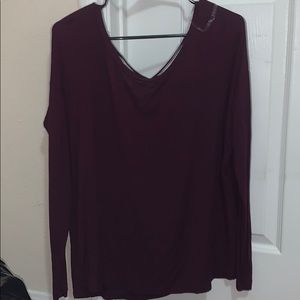Comfy casual long sleeve from PINK